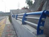 热镀锌管桥梁防撞栏杆