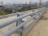 无缝钢管桥梁防撞栏杆