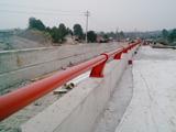 单管桥梁防撞栏杆