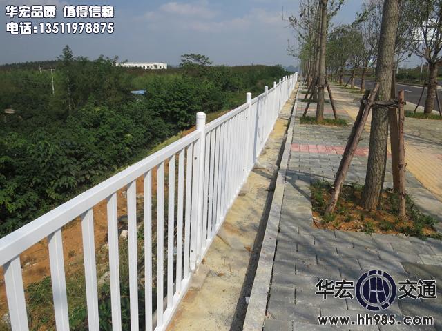 优质新区人行道栏杆