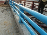 伟德betvictor中文版伟德betvictor 苹果网,贵州伟德betvictor 苹果网,都匀西苑大桥桥梁栏杆工程